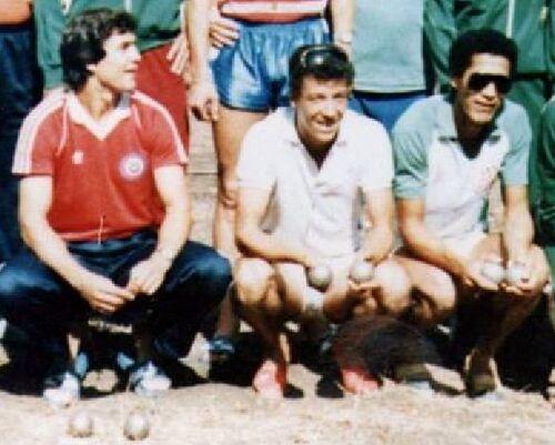 BENCHEIKH Ali 1976-1985