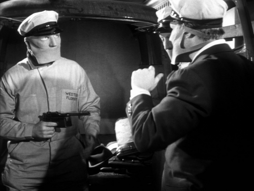 Le quatrième homme, Kansas city confidential, 1952