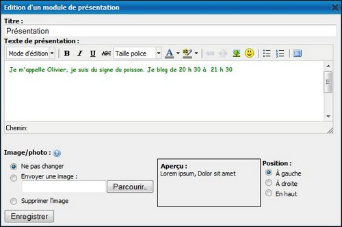 Tutoriel Insertion du Player Jiwa