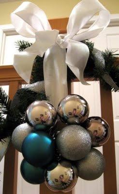Idée Déco Noël : Les boules de Noël