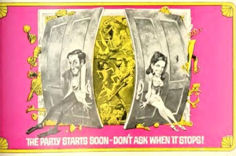 BOX OFFICE USA DU 9 AVRIL 1968 AU 15 AVRIL 1968