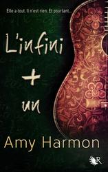 Lien vers la chronque de L'infini + un d'Amy Harmon