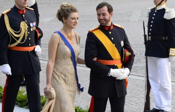 Guillaume et Stéphanie