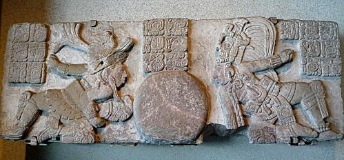 Musée mexico Dieux créateurs maya