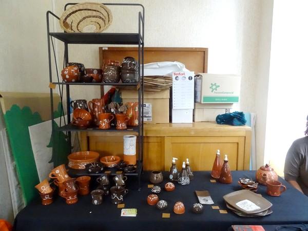 """""""Talents cachés"""" de Puits, et les Amis du Châtillonnais, ont présenté leur exposition annuelle de peintures et artisanat"""