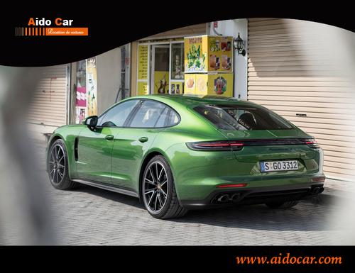Location de voiture à Casablanca – Porsche dévoile la nouvelle Panamera GTS 2018 !