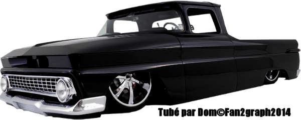 chevy 63 pick up