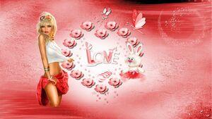 Fond d'écrans St-Valentin 2
