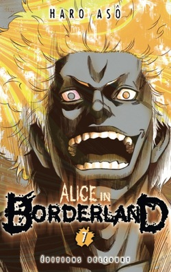 Alice in Borderland - tome 7