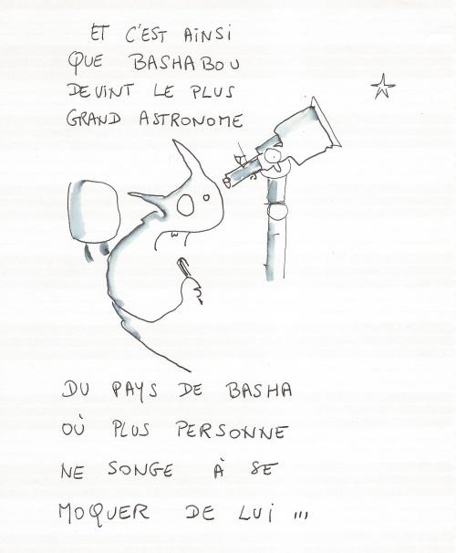 Bashabou (conte pour la nuit)