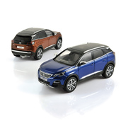 1:43 NOREV 473880 & 473881 Peugeot 3008 GT 2016 (exemplaires de production)