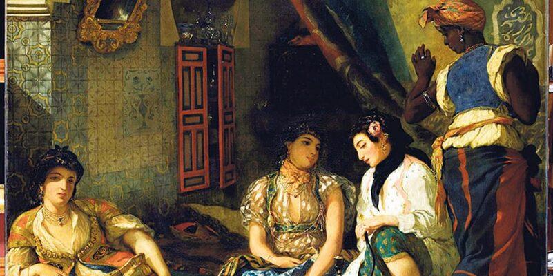 Le tableau du samedi :L'Orientalisme .