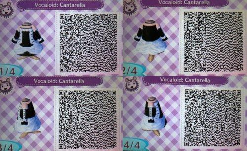 QR code Vocaloid et manga