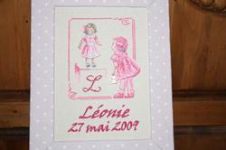 Le cadeau de Léonie