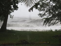 """Dépression tropicale """"JUNE"""" - Cliquer pour agrandir"""