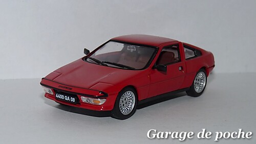 Talbot Matra Murena 1980