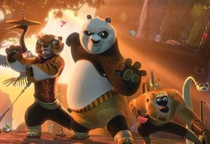 Hidden objects - Kung fu panda
