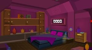 Jouer à Pretty pink room escape