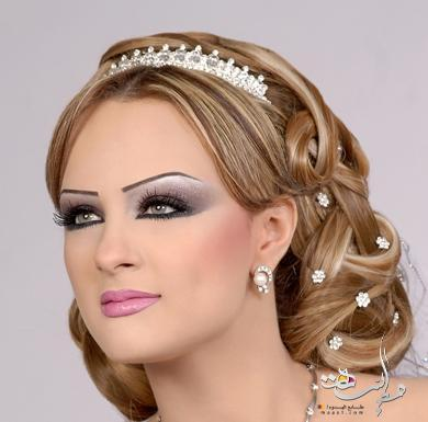 fabulous les coiffures de mariage algerien with les coiffures de mariage