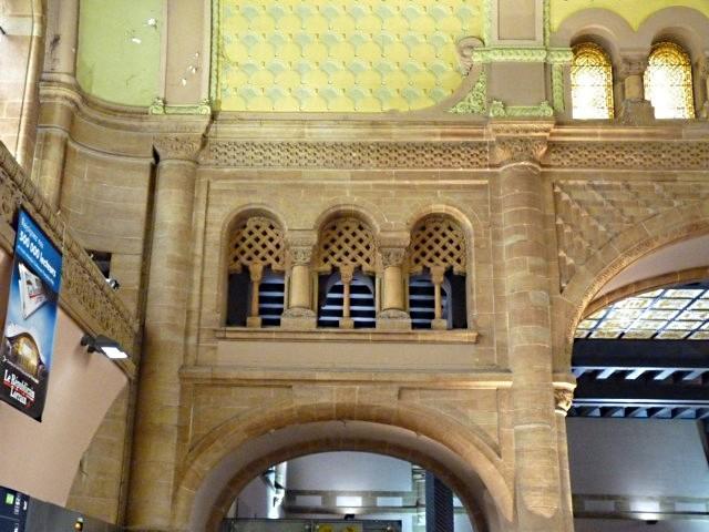Gare de Metz Hall Départ - 29 05 10 - 30