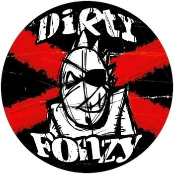 Dirty Fonzy - Logo