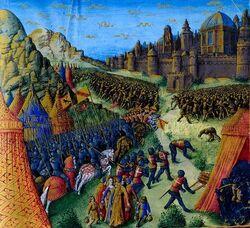 Conflits et échanges en Mediterrannée au Moyen-Age