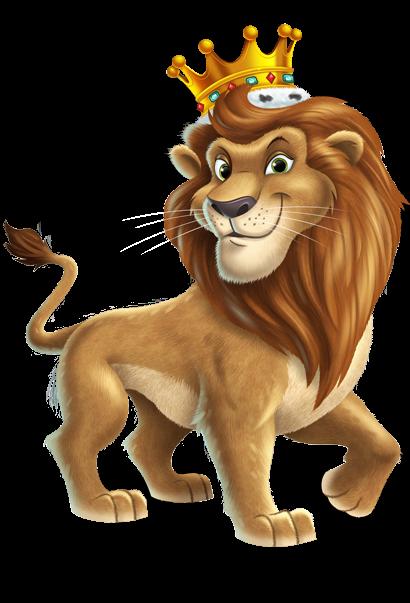 Roi le lion