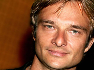 DAVID HALLYDAY tu ne m'as pas laissé le temps