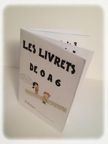 Les petits livres de multiplication