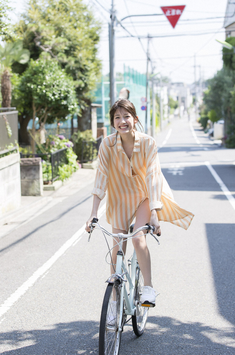 WEB Gravure : ( [WPB-net] - |Extra No.349| Ruka Matsuda : 沖縄美人 )