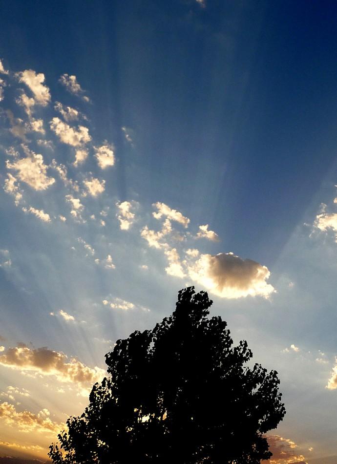 Notre ciel amiénois