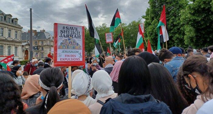 Le président de l'AFPS libéré !   La mobilisation pour la Palestine continue !