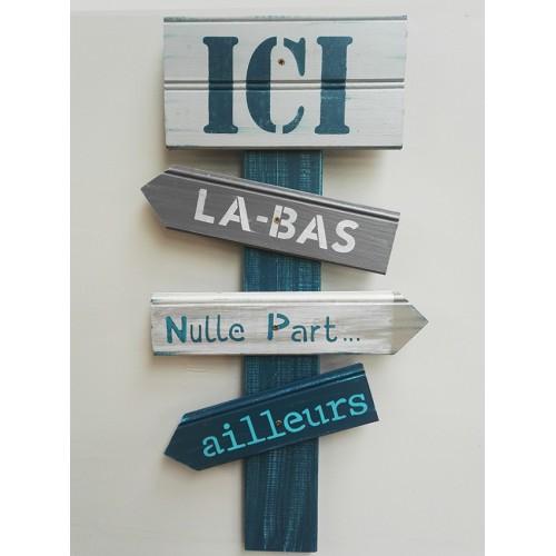 leçon de français -  nulle part ou nul part