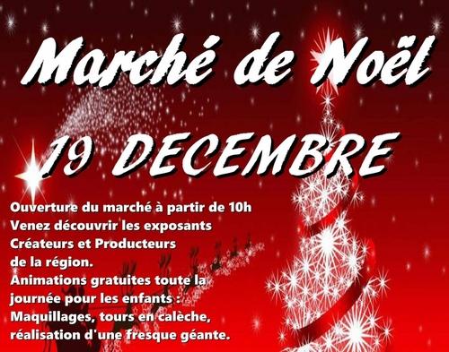 Marché de Noël lembeye 2015