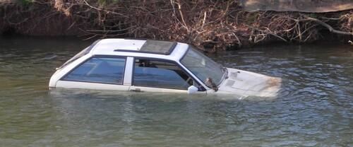 Lembrun 1979 : la voiture dans le Lot