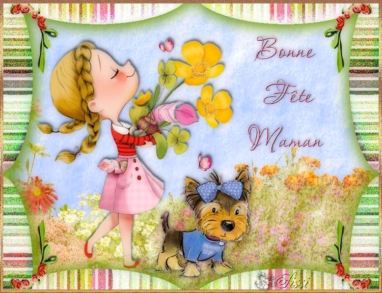 * Bonne Fête des Mamans *