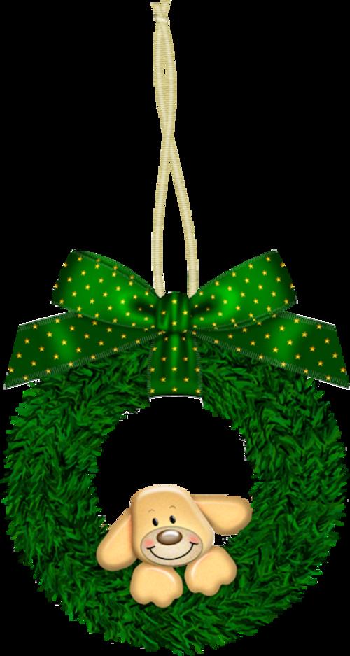 Couronne de Noël / 8