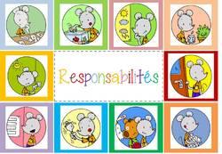 les responsabilités en maternelle