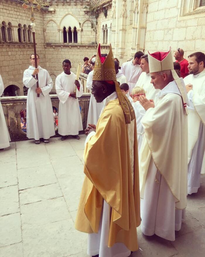 Visite cardinalice...