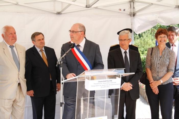 Ils refusèrent leurs voix à la dictature   de Pétain *** Le 10 juillet 2014 à Vichy  sera commémoré la mémoire des « 80 » parlementaires n'ayant pas voté les pleins pouvoirs à Pétain