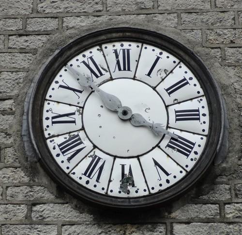 Horloges de clocher châtillonnaises