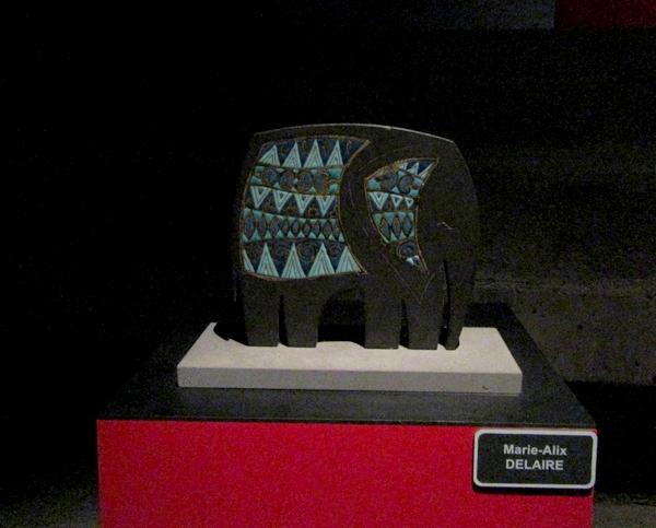 Volvic et sa pierre noire....