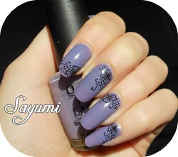 Nail Art Sweet Flowers