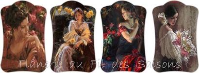 Belle Journée de la Femme ! cartonnettes