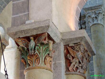 Saint Nectaire dans le Puy de Dôme