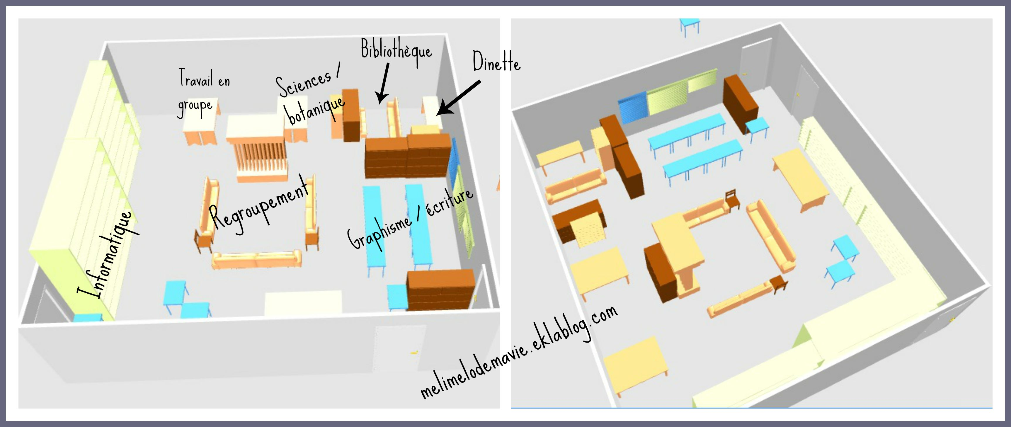 Fabulous Nouvel aménagement de ma classe: Comment et pourquoi - Méli  BF79