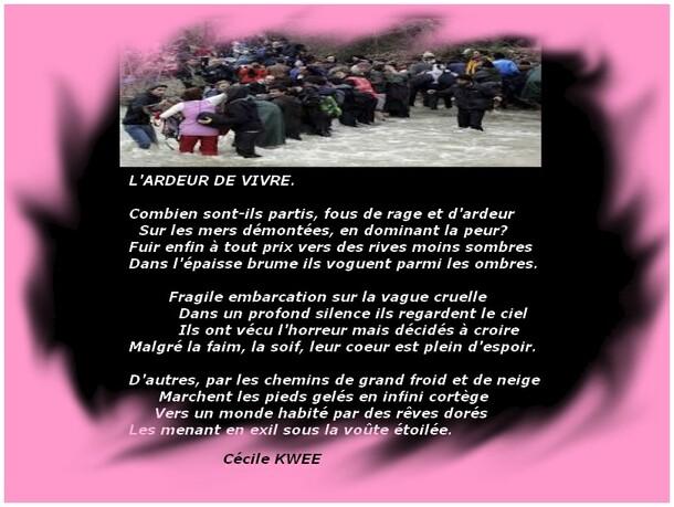 Auteur : Cécile KWEE