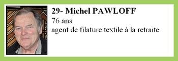 29- Michel PAWLOFF