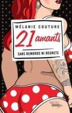 21 amants par Mélanie Couture