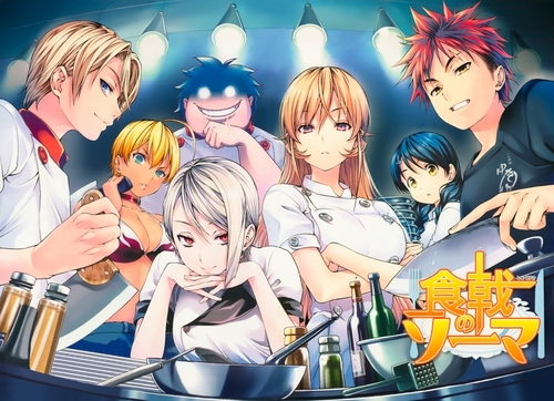 Food Wars - Shokugeki no Soma VOSTFR